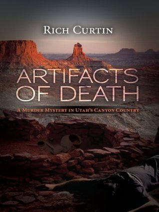 Artifacts of Death (Manny Rivera, #1)