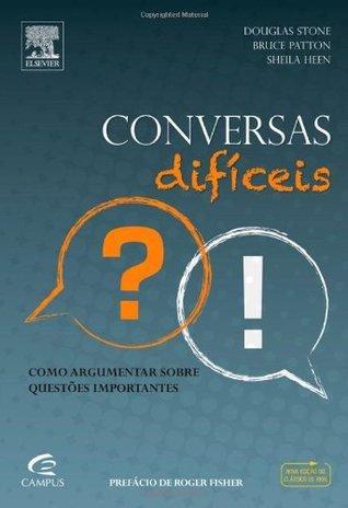 Conversas Difíceis - edição 2011 (Portuguese Edition)