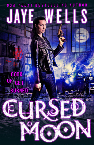 Review: Cursed Moon by Jaye Wells (@mlsimmons, @orbitbooks)