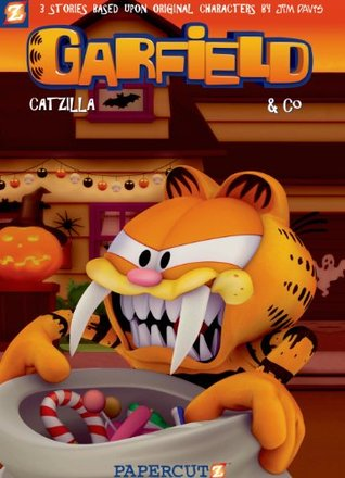 Garfield & Co. #3: Catzilla (Garfield Graphic Novels)