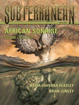 Subterranean Magazine Fall 2012