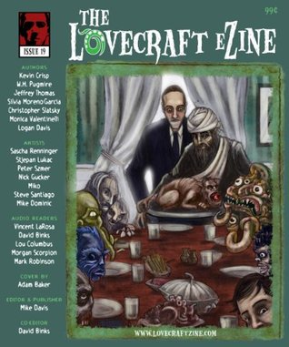 Lovecraft eZine Issue 19 - November  2012