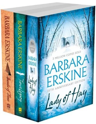 Barbara Erskine 3-Book Collection: Lady of Hay, Time's Legacy, Sands of Time Download Epub Free