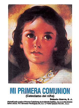 Mi Primera Comunion: Catecismo del Nino = Mi Primera Comunion Nino