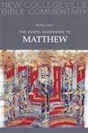 The Gospel According to Matthew: Volume 1