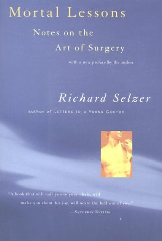 the knife richard selzer thesis