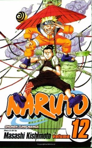 Naruto, Vol. 12: The Great Flight (Naruto Graphic Novel)