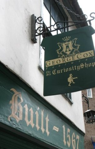The Old Curiosity Shop & Pickwick Papers