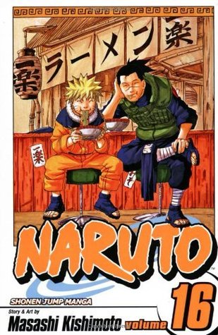 Naruto, Vol. 16: Eulogy (Naruto Graphic Novel)