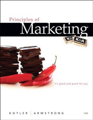 Principles of Marketing, 14/e