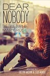 Dear Nobody by Gillian McCain