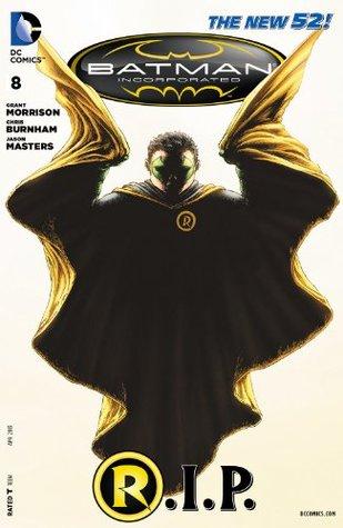 Batman Incorporated (2012- ) #8
