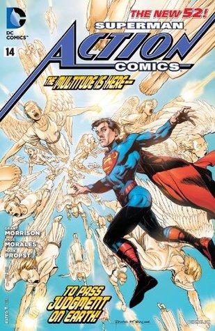 Superman – Action Comics (2011-2016) #14