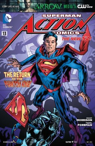 Superman – Action Comics (2011-2016) #13