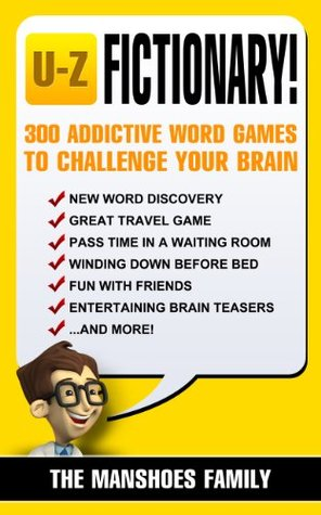 Fictionary! 300 Addictive Word Games (Letters U-Z)