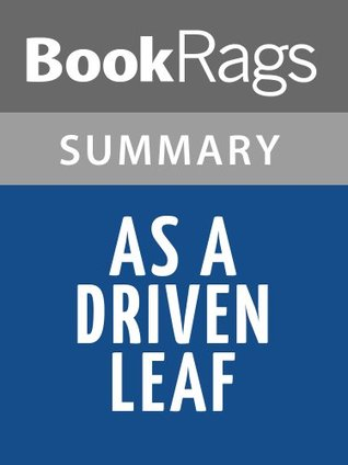 As a Driven Leaf by Milton Steinberg | Summary & Study Guide