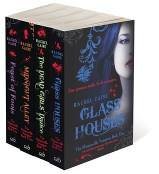 The Morganville Vampires Collection (Morganville Vampires, #1-4)