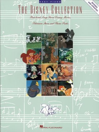 The Disney Collection Songbook (Easy Piano Series)