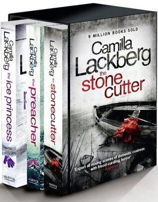 Camilla Lackberg Crime Thrillers 1-3: The Ice Princess, The Preacher, The Stonecutter