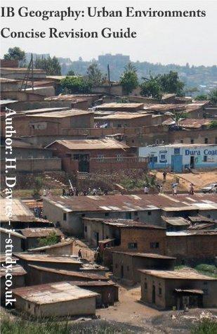 IB Geography: Urban Environments