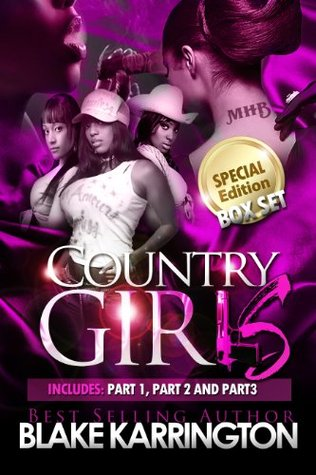 Country Girls Trilogy (Parts 1+2+3 Boxed Set)