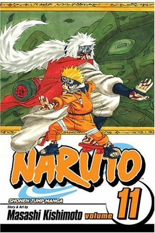 Naruto, Vol. 11: Impassioned Efforts (Naruto Graphic Novel)
