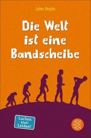 Die Welt ist eine Bandscheibe (German Edition)