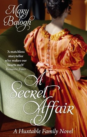 A Secret Affair: Number 5 in series