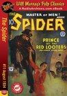 Spider #11 August 1934 (The Spider)