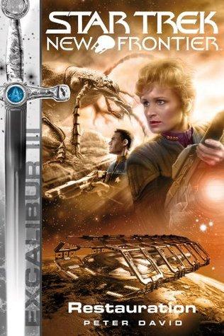 Star Trek - New Frontier 9: Excalibur - Restauration