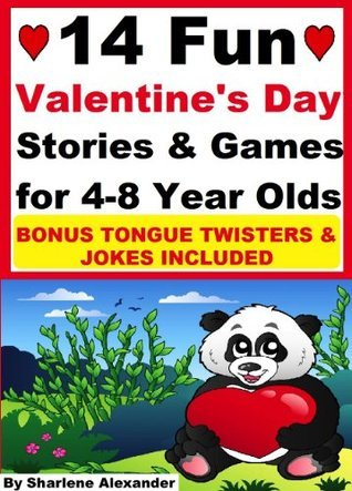 14 Fun Valentine's Day Stories and Games for 4-8 Year Olds