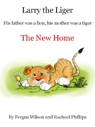 Larry the Liger - The New Home