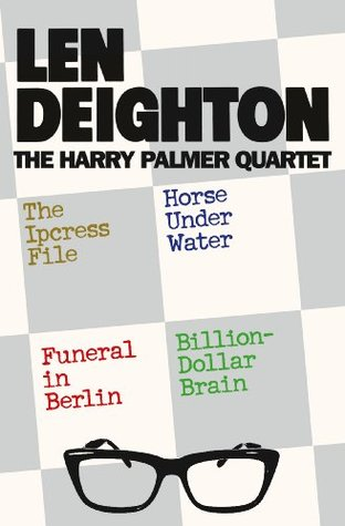 Len Design Berlin the harry palmer quartet by len deighton