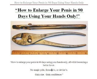 How to Enlarge Your Penis in 90 Days Using Your Hands Only