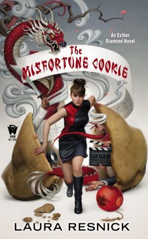 Ebook The Misfortune Cookie by Laura Resnick TXT!