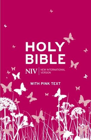 NIV Pink Bible Ebook (New International Version 1)