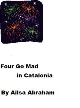 Four Go Mad in Catalonia