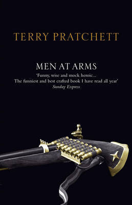 Men at Arms (Discworld, #15; City Watch, #2)