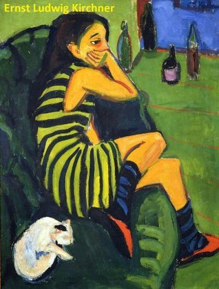 384 Color Paintings of Ernst Ludwig Kirchner - German Expressionist Painter and Printmaker (May 6, 1880 - June 15, 1938)