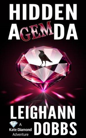 Hidden Agemda (Kate Diamond Adventure, #1)