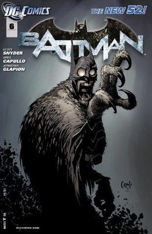 Batman #6 by Scott Snyder