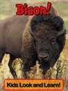 Bison! Learn About Bison and Enjoy Colorful Pictures - Look and Learn! (50+ Photos of Bison)
