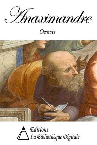 Oeuvres de Anaximandre