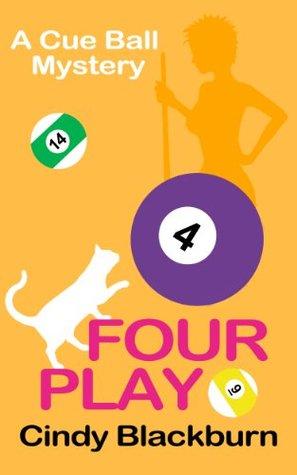 Four Play (Cue Ball Mysteries,#4) by Cindy Blackburn