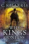 Why Kings Confess (Sebastian St. Cyr, #9)