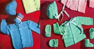 Beautiful Baby Knitting Patterns