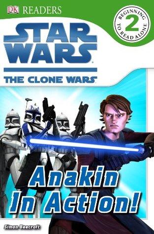 Star Wars: The Clone Wars: Anakin in Action!