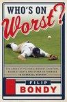 Who's on Worst?: ...