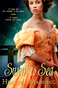 Swept to Sea (Ladies of the Caribbean #1)