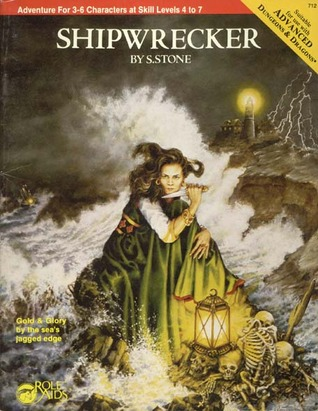 Shipwrecker (Role Aids / Advanced Dungeons & Dragons #712)